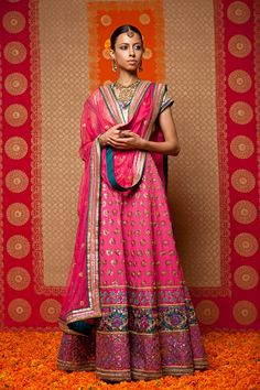 Lengha by Manish Arora