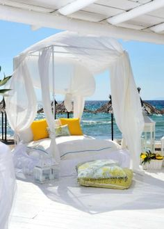 GREECE CHANNEL | #Beach #relaxation at Ilio Mare Hotel, #Greece http://www.greece-channel.com/