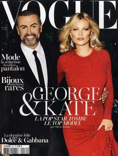 Kate covers Vogue Paris back to back. Vogue Paris (Oct 12). Ph Mario Testino.