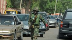 TWO GERMAN ARCHAEOLOGISTS 'ABDUCTED' IN NIGERIA