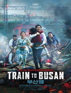 Poster de Busanhaeng (Train to Busan)