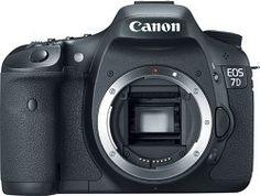 Canon EOS 7D 18 MP CMOS Digital SLR...    $1,499.00