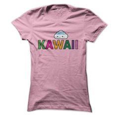 Kawaii Cloud T Shirt - other colors are available - cute tops for women and men