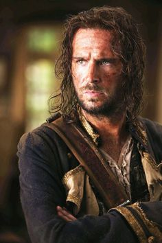 Some girls are Captain Jack girls. Some girls are Will Turner girls. I'm a Commodore Norrington girl.