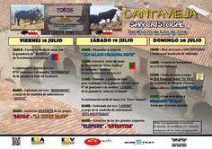 torodigital: Fiestas de San Cristobal en Cantavieja