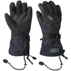 OUTDOOR RESEARCH Men's HighCamp Gloves - Eastern Mountain Sports
