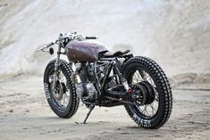 La Rising Sun de Zadig Motorcycles: Honda CB 250 - Caferz.com