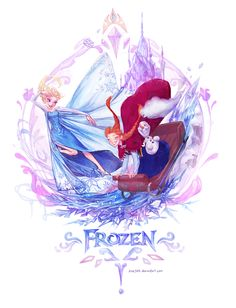 Source: http://zae369.deviantart.com/art/Frozen-Making-Up-For-Lost-Time-440798634