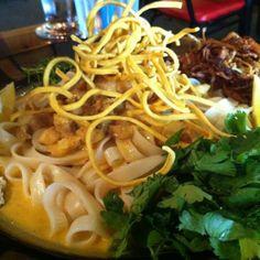 Mandalay Special Noodle @ Mandalay Restaurant