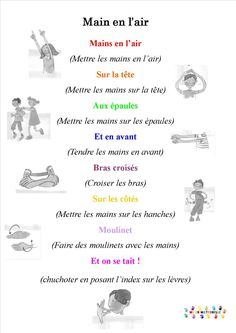 MC en maternelle – une année en maternelle (PS et GS) - Kindergarten Lesson Plans French Teaching Resources, Teaching French, Transition Songs, French Poems, French Classroom, Kindergarten Lesson Plans, French Immersion, French Lessons, French Tips