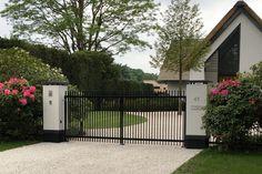 DJS Hekwerken - Een klassiek hekwerk voor uw moderne tuin - Hoog ■ Exclusieve woon- en tuin inspiratie.