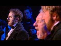 """""""Bring Him Home"""" from Les Miserables. Valjean Quartet. Les Misérables in concert, the 25th anniversary Colm Wilkinson, Alfie Boe, Simon Bowman and John Owen-Jones. (in order of appearance)."""