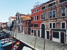 Venice islands: exploring the most underrated ones > La Giudecca island || Read my blogpost here: http://www.blocal-travel.com/cemetery/venice-islands/