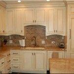 kitchen cabinets tile backsplash