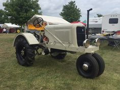 Did you know that Henry Ford experimented with a row-crop tractor in 1937 before making the 9N Ford?