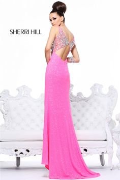 Sherri Hill 21043 #SHERRIHILLSTYLE