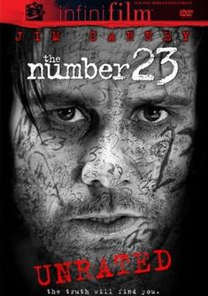 The Number 23 (2007) movie #poster, #tshirt, #mousepad, #movieposters2