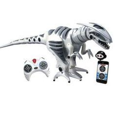 Juguete roboraptor