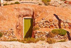 Desert Cave Home