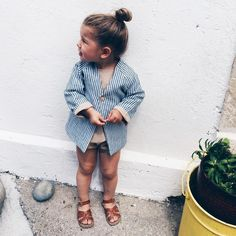 Her style!