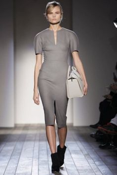Victoria Beckham Ready To Wear Fall Winter 2013 New York