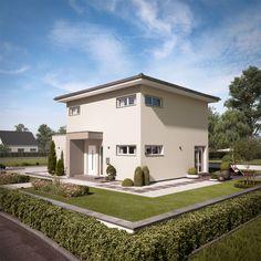 city 4 von massa haus stadtvilla zeltdach dream home. Black Bedroom Furniture Sets. Home Design Ideas