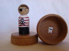 pirate peg doll