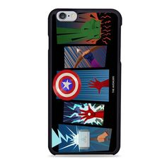 the avenger power marvel Case available for Iphone 4/5S/5C/6/6+,Samsung Galaxy S3/S4/S5/S6 Edge, and HTC One M 7/8 ! on daizzystuff.com/