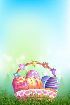 Easter Cool Creative Poster Easter Wallpaper, Iphone Wallpaper, Easter Backgrounds, Holiday Backgrounds, Banners, Creative Posters, Happy Easter, Easter Eggs, Clip Art
