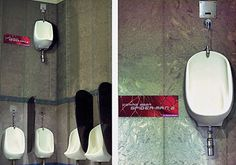 great guerrilla ads