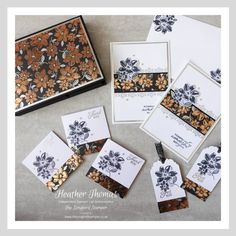 Printable Gift Cards, Free Gift Cards, Card Tags, Gift Tags, Poinsettia Cards, Stamping Up Cards, Handmade Birthday Cards, Homemade Cards, Making Ideas