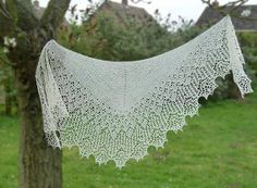 LazyLara Shawl by RainFlowers