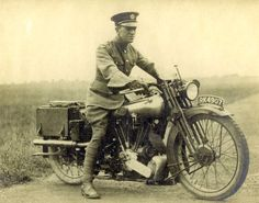 """A skittish motorbike with a touch of blood in it is better than all the riding animals on earth, because of its logical extension of our faculties, and the hint, the provocation, to excess conferred by its honeyed untiring smoothness."" -T.E. Lawrence (aka Lawrence of Arabia)."