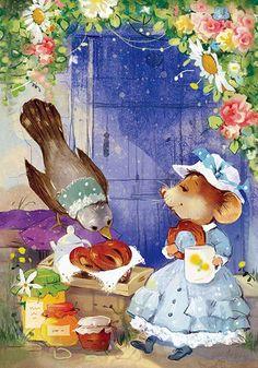 Wizardi Diamond peinture Carte Kit-Joyeux anniversaire-Teddy