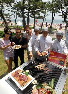 부산, 파라다이스 호텔  - 한국 여행, 모바일가이드
