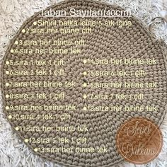 Fashion and Lifestyle Crochet Cross, Crochet Round, Crochet Yarn, Knitting Yarn, Circle Purse, T Shirt Yarn, Handmade Bags, Bag Making, Tabata