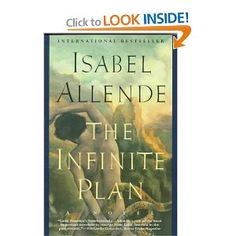 This is the book I'm currently reading. Isabel Allende is one of my favorite writers