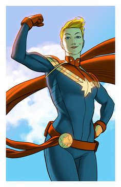 HAPPY INTERNATIONAL WOMENS DAY    Captain Marvel