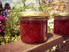 Katjas Testblog: Selbstgemachtes aus der Gartenküche | Erdbeermarmelade ohne Gelierzucker