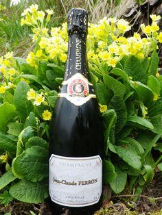 Champagne Perron Beauvineau  Cuvée Tradition Brut   Médaille d'argent concours international des vins de Lyon 2013