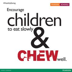 Your child will be able to detect hunger and fullness better when they eat slowly, as this gives their brain time to register fullness.