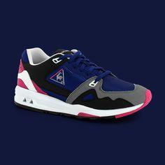 b5bd5fff42391 Chaussures Running Femme, Chaussures Rétros, Chaussure Running, Basket Le  Coq Sportif, Sarenza