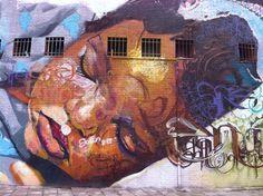 Street art, graffiti, Seville, Spain www.feetupmagazine.com - put your feet up and let us do the legwork...