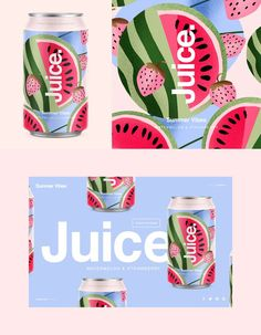 Juice summer vibes on behance stock image food and drink Web Design, Design Social, Label Design, Branding Design, Logo Design, Graphic Design, Juice Packaging, Cool Packaging, Beverage Packaging