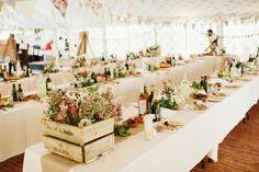 Two Childhood Sweethearts and Their Handmade, Rustic, Folk-Scene Inspired Woodland Wedding | Love My Dress® UK Wedding Blog