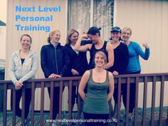 How do you find time for fitness? I workout once a week with fellow Mum in Biz Nic from Next Level Personal Training.