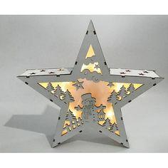 Dekorácia Woodeco Hviezda s motívom, cm Fighter Jets