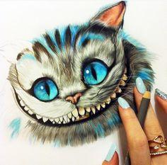Love the Chershire Cat .