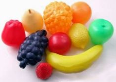 Fruits of the Spirit   When the Scouts entered the room have a large tray with three plates.   Each plate holds fruit.   Plate #1 holds to...