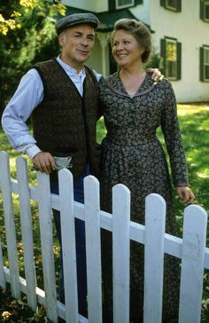 Avonlea ~ Alec and Janet: favorite screen couple ever